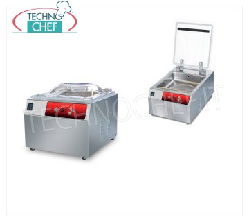 Chamber vacuum packaging machines BASIC LINE