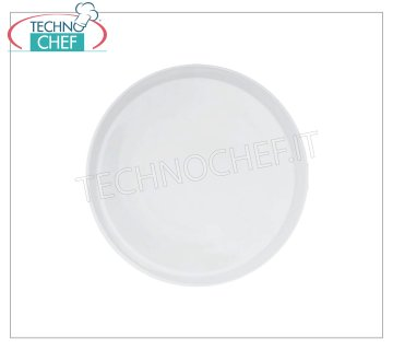 LUBIANA - PIZZA PLATE in Porcelain - Dishes for Restaurant PIZZA DISH 30.5 cm, Brand LUBIANA - Available in packs of 6 pieces