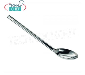 GI.METAL - Tomato Pizza Spoon, Mod.125900 Stainless steel tomato spoon for pizza, capacity 53 gr (contains the exact amount of tomato used to garnish a pizza).