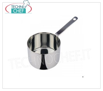 Ilsa - STAINLESS STEEL CASSEROLE 1 handle CASSEROLE 1 handle, Monoportions Collection, in STAINLESS STEEL, diameter mm.70, high mm.35.