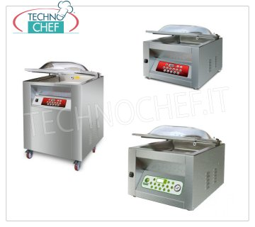 Chamber vacuum packaging machines TOP LINE