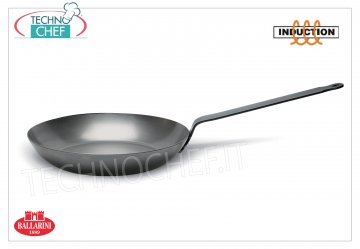 Ballarini Professionale - LIONESE PAN 1 HEAVY IRON handle for INDUCTION, Series 3000 LIONESE PAN 1 handle, SERIES 3000, suitable for INDUCTION PLATES in heavy IRON, diameter mm.200, high mm.40