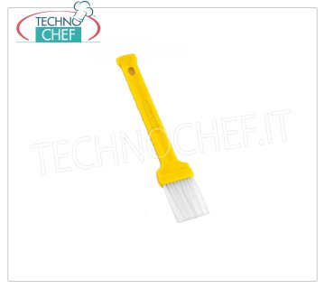 LILLY - Food Brush Brush for food with PVC bristles and polypropylene handle, 4 cm.