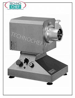 Type 22 gear motor for tools, mincer, grater, etc.- Profession, Industrial Gear motor for interchangeable tools TYPE 22, stainless steel structure, 180 ° swivel base, V.400 / 3, Kw.1.1, Weight 29 Kg, dim.mm.370x260x400h