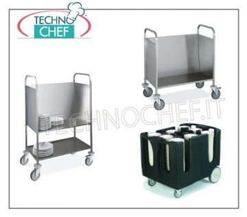 dish trolleys