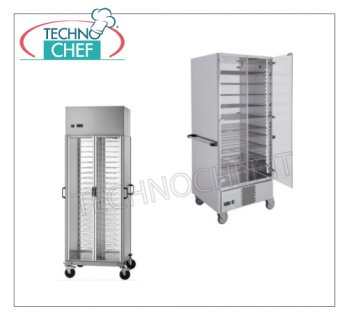 ready-to eat dish refrigerated trolleys