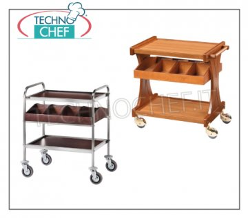 trolleys for cutlery
