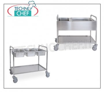 trolleys for waste separate collection