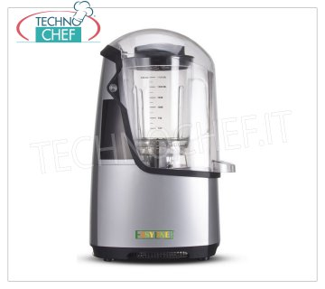 EASYLINE - Technochef, Professional Blender with soundproofing, Mod.CS1109 Blender with soundproofing, EASYLINE-FIMAR, 2-liter glass, touch screen panel, speed 30000 rpm, V.230 / 1, Kw.1.8, Weight 5.4 Kg, dim.mm.302x202x468h