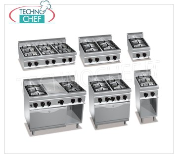 Gas cooker series 700