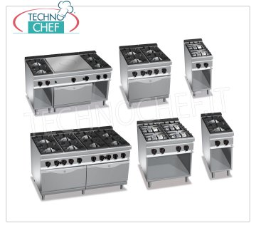 Gas cooker series 900