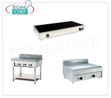 Piadina griddle – electric-gas griddle
