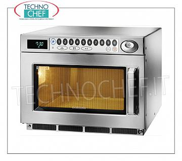 SAMSUNG, SAMSUNG Professional microwave oven, mod. CM1529A, DIGITAL CONTROLS SAMSUNG Professional microwave oven, DIGITAL CONTROLS with 30 programs, mm.370x370x190h chamber, suitable for GN 2/3 trays, power output 1,5 Kw, 2 magnetrons 750 W, V.230 / 1, Kw.2,9, weight 32 Kg, dim.mm.464x557x368h
