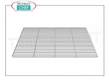 Refrigeration cabinets SEMIPROFESSIONAL Line Large plasticized grating mm.500x415