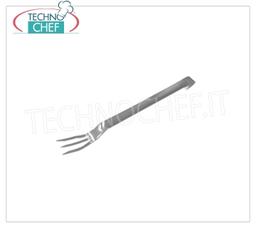 Stainless steel 3-point fork Stainless steel 3-point fork, H.43 cm
