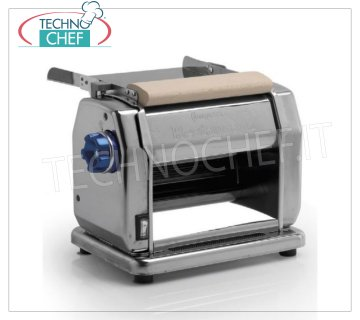 Technochef - IMPERIA Professional ELECTRIC SHEETER with 220 mm stainless steel rollers, Mod.FSEI100 IMPERIA Professional electric sheeter with 220 mm stainless steel rollers, V.230 / 1, Kw.0,19, dim.mm.300x220x250h