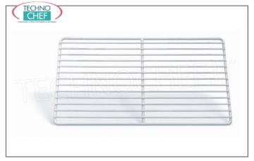 Gastro-Norm 1/1 plasticized grids Gastro-norm grid 1/1 Plasticed in rilsan, dim.mm.530 x 325