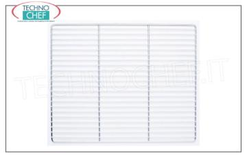 Gastro-Norm 2/1 plastic-coated grids Gastro-norm grid 2/1 Plastic coated in rilsan, dim.mm. 650 x 530