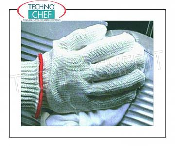 Anti-cut gloves High protection ambidextrous anti-cut glove, size XS