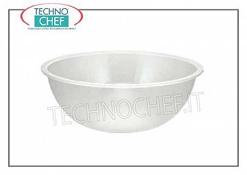 salad bowls POLYCARBONATE SALAD, Crystal Line, Diameter cm.26, Brand ILSA - Available in pack of 12 pieces