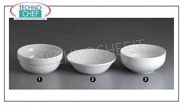 Salad bowls and bowls SALAD BOWL, White Coup Collection, Diameter 21 cm, Brand SATURNIA