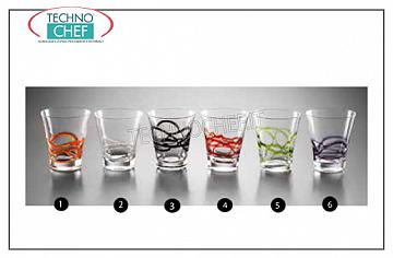 Glasses for water and wine GLASS