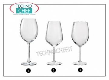 Glasses for the Table - complete coordinated series ALLEGRA CABERNET GLASS, Collection Tasting Glasses Certified Weight, PASABAHCE