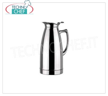 ABERT - Inox Thermal Jug Stainless steel thermal pitcher of 0.75 lt.