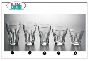 Glasses for water and wine GLASS, LIBBEY, Gibraltar Twist Collection