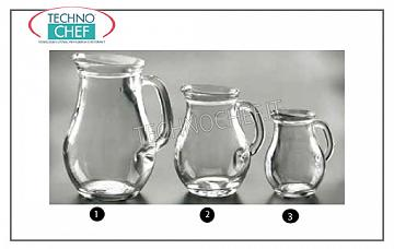 Carafes and Decanters BROCCA, ARCOROC, Pichet Collection