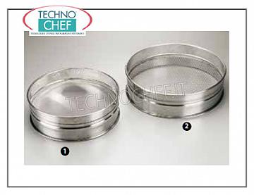 Sieve Sifted stainless steel flour with fine mesh