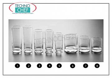 Glasses for water and wine BICCHIERE, BORMIOLI ROCCO, Cortina Collection