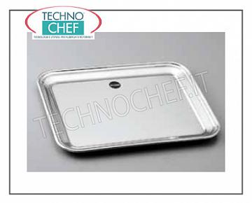 Stainless steel trays RECTANGULAR TRAY CM. 40X30