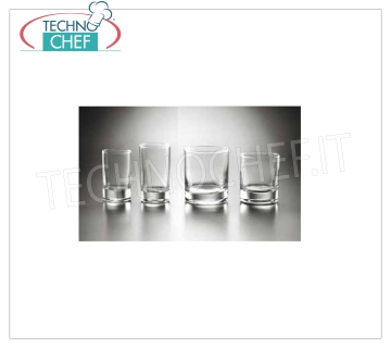 Glasses for water and wine GLASS, ARCOROC, Iceland Collection