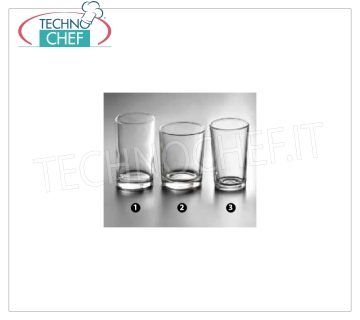 Glasses for water and wine GLASS, Cana Lisa Tempered Line