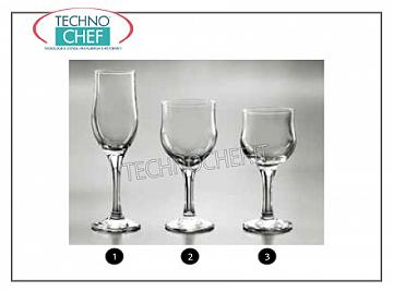 Glasses for the Table - complete coordinated series WINE GLASS, PASABAHCE, Tulipe Collection