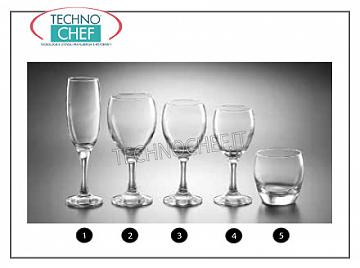 Tableware - complete coordinated series WATER GLASS, PASABAHCE, Imperial Collection