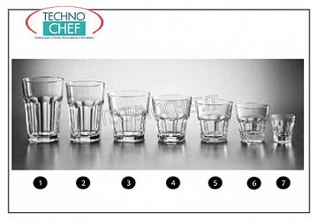 Glasses for water and wine GLASS, PASABAHCE, Casablanca Tempered Collection