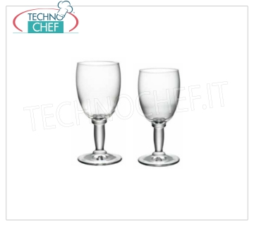 Glasses for the Table - complete coordinated series WINE GLASS, BORMIOLI ROCCO, Tempered Onyx Collection