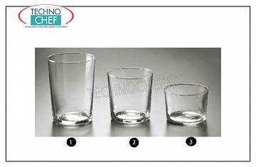 Bar glasses - Disco MINI TEMPERED GLASS, BORMIOLI ROCCO, Bodega Tempered Collection