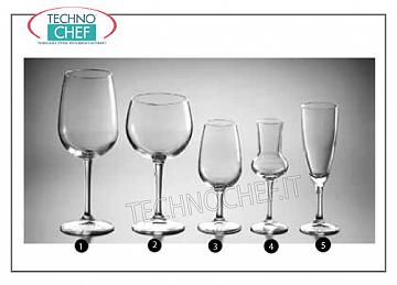 Glasses for the Table - complete coordinated series TASTING GLASS, BORMIOLI ROCCO, New Riserva Collection Tasting Cristalllino Certified weight 10 cl