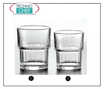 Glasses for water and wine GLASS, BORMIOLI ROCCO, Lyon Tempered Collection