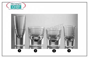Glasses for Bars - Discotheque VODKA BIKES, PASABAHCE, Large Collection
