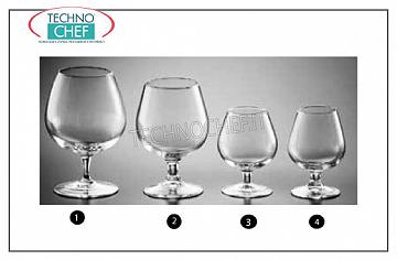 Bar glasses - Disco CALICE COGNAC, BORMIOLI, Liena Globo