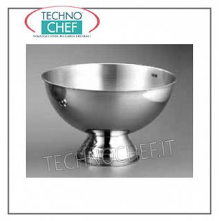 Bowl for sparkling wine and sangria STAINLESS STEEL SPRAYER, Diameter Cm.40