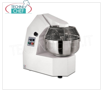 FORK MIXER with TANK of lt.93 for 80 Kg of dough, 2 Speed, THREE-PHASE, mod. FC80D Fork mixer with 93 liter bowl, 80 kg mixing capacity, 2 speeds, V 400/3, 1,1-1,5 kW, Weight 290 kg, dim. mm 1110x744x1025h
