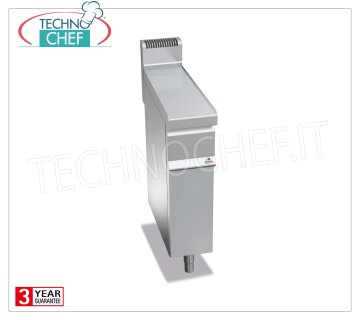 TECHNOCHEF - NEUTRAL FLOOR on DAY COMPARTMENT, 1 200 mm module, Mod.N7T2M NEUTRAL FLOOR on DAY COMPARTMENT, BERTOS, MACROS 700 Line, WORKING Series, 1 200 mm module, Weight 18 Kg, dim.mm.200x700x900h
