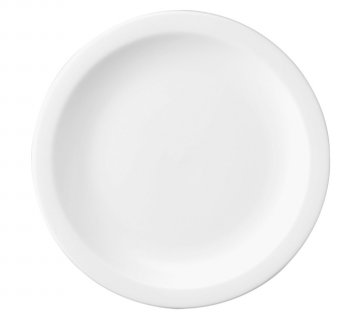 CHURCHiLL - SWEET DISH 17.8 cm SWEET DISH 17.8 cm, Nova Bianco Collection, Brand CHURCHiLL - Available in 24-piece pack