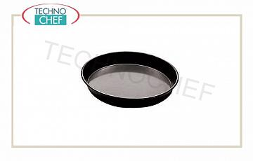 Pizza pans, pastry Pizza Round Baking Sheet Blue, 25 mm high edge, diam.mm 140x25h, each price - Available in pack of 5 pieces