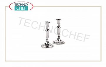 Candles, candlesticks Set 2 Candlesticks H Cm 20,5